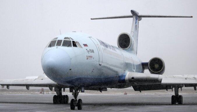 Leģendārā Tu-154 Krievijā veikusi pēdējo pasažieru reisu; atliek tikai divi kuģi Ziemeļkorejā