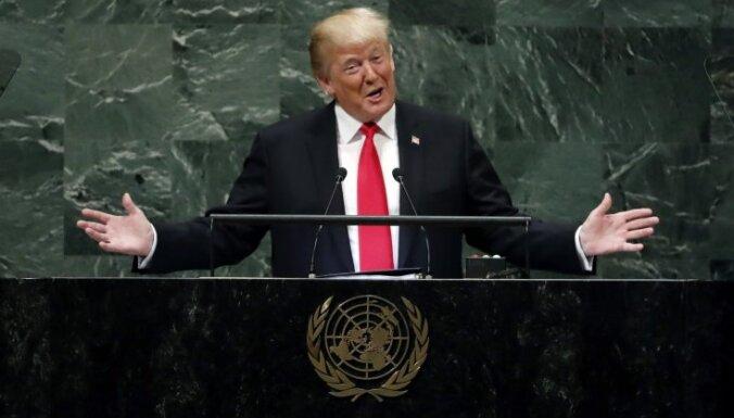 Трамп сделал заявление о взрыве под Архангельском