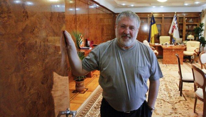 Олигарх Игорь Коломойский вернулся в Украину