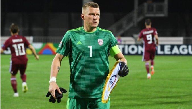 Stojanovičs vārtu drošību pret Poliju uztic Vaņinam, kuram tas būs jubilejas mačs