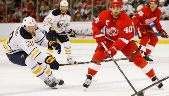 Girgensons kļuvis par 19. Latvijas hokejistu NHL