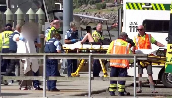 Не менее пяти человек погибли при извержении вулкана в Новой Зеландии