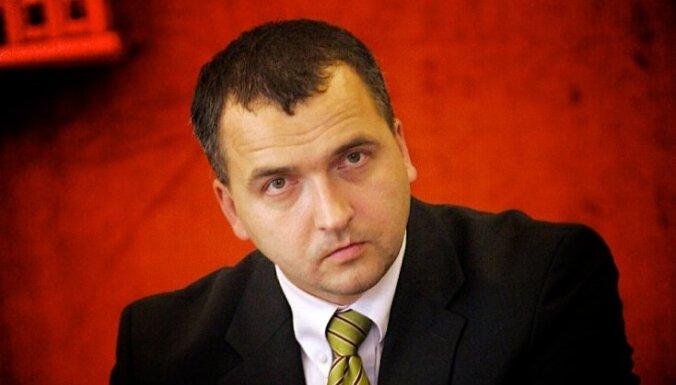 Правительство поддержало увольнение Вилнитиса