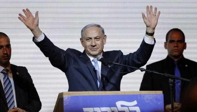 Guardian: Нетаньяху пообещал обнести Израиль забором