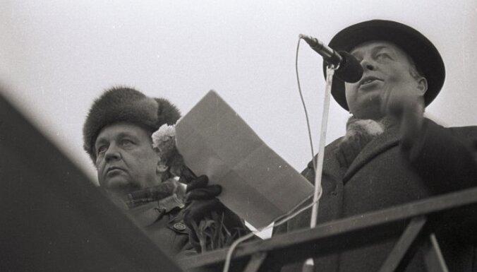 Пименов: Альфред Рубикс никогда не был врагом Латвии