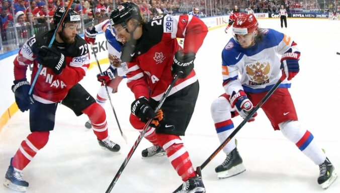 Kanada - Krievija