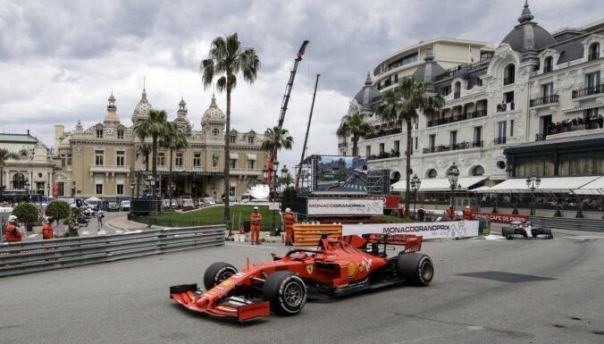 Pirmo reizi 66 gadu laikā nenotiks prestižais F-1 posms - Monako 'Grand Prix'