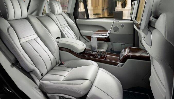 'Range Rover' visgreznākā versija 'SVAutobiography'