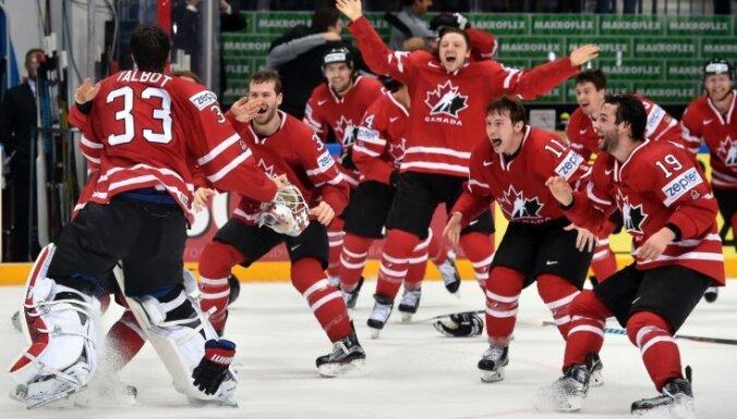 ВИДЕО, ФОТО: Канадцы в 26-й раз стали чемпионами мира