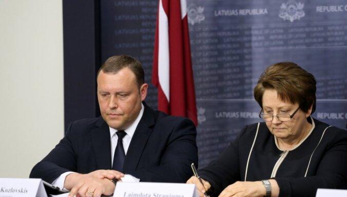 Kozlovskis: lēmums par premjera amata kandidātu jāpieņem 'Vienotības' valdei
