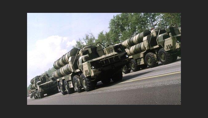 РФ заморозила сделку с Ираном на поставку С-300