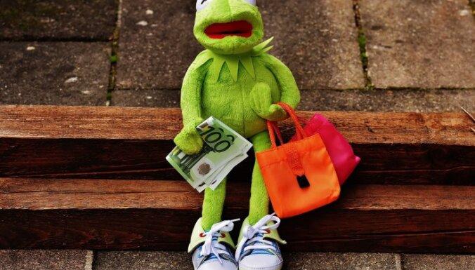 Свободная касса. Когда латвийские супермаркеты уволят всех кассиров?