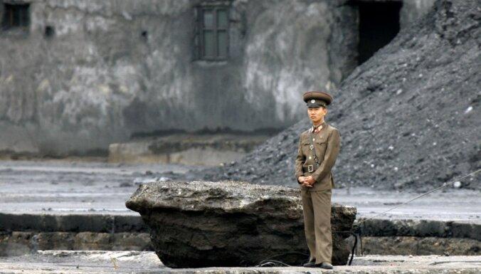 Ziemeļkoreja piedāvā sākt augsta līmeņa sarunas ar ASV