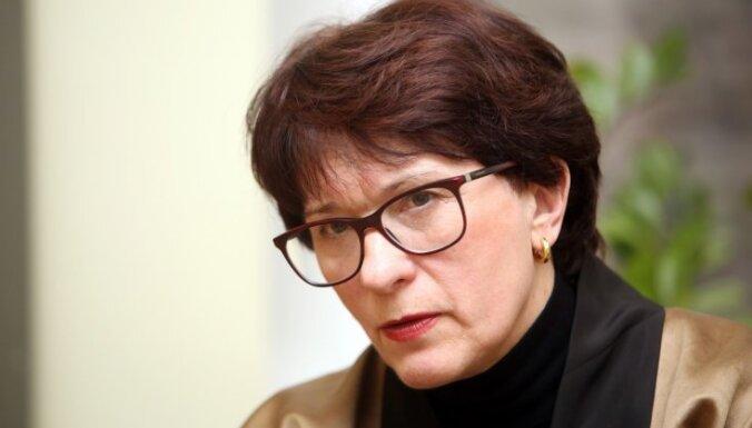 Ukrainas vēlēšanu rezultāts ir likumsakarīgs, uzskata Kalniete