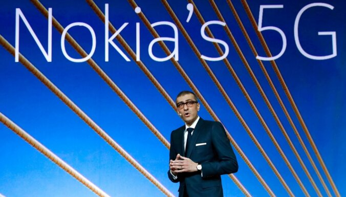 'Nokia' vadītājs atkāpsies no amata