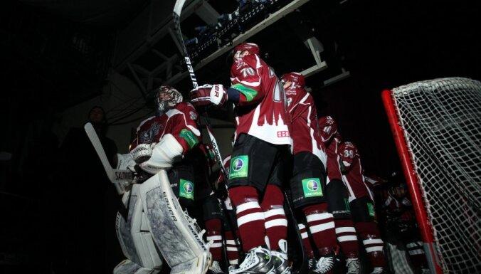 Rīgas 'Dinamo' Sibīrijā lūkos pārtraukt trīs zaudējumu sēriju