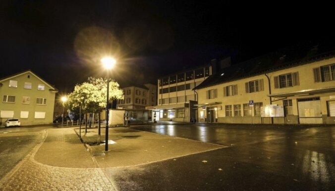 Фумс. Подросток из Латвии напал с топором на прохожих