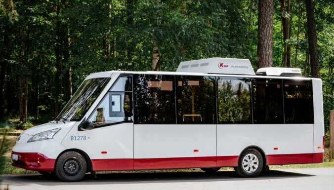 С 1 октября введут бесплатный общественный транспорт на 15 региональных маршрутах