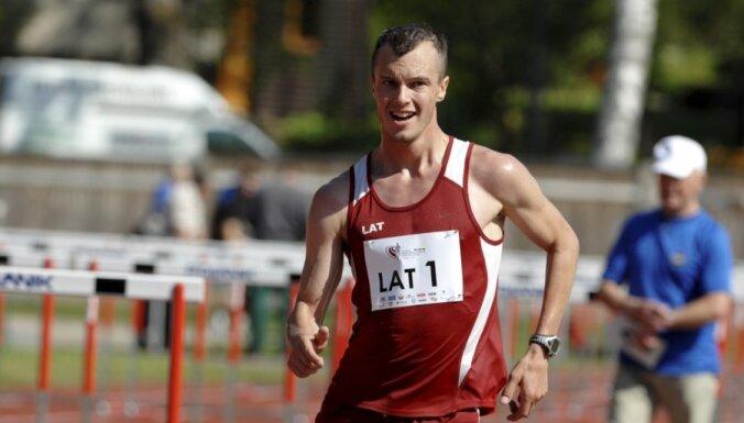 У латвийского олимпийца в допинг-пробе обнаружен мельдоний