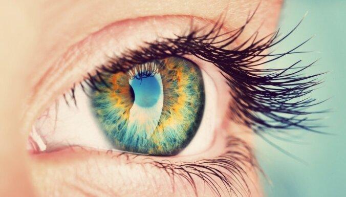 Perfektai redzei bez brillēm vai lēcām