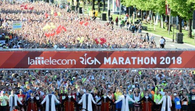 Рижский марафон Lattelecom включен в элитную лигу марафонов