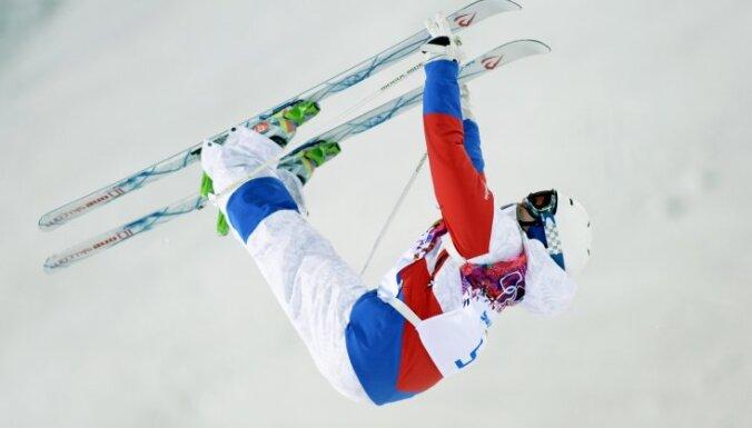 Россия сенсационно берет первую за 20 лет медаль в могуле