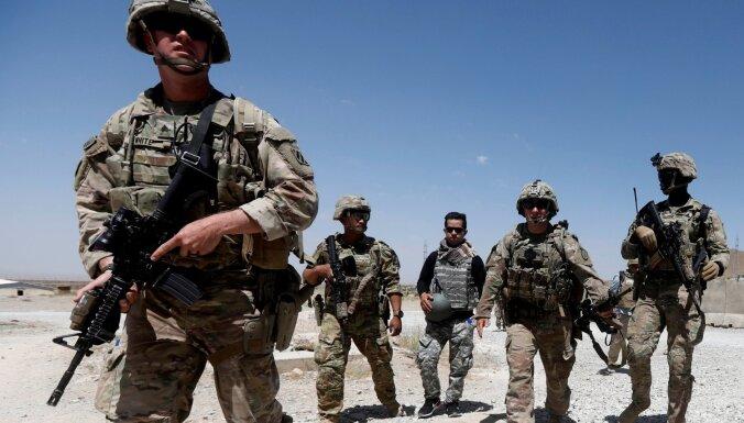 ASV nosūtīs uz Saūda Arābiju armijas papildspēkus