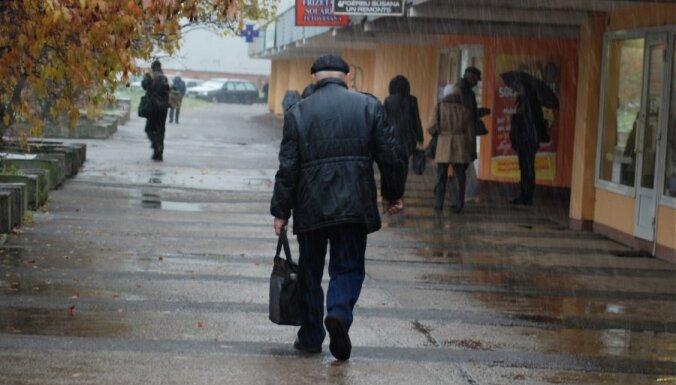 Рижская дума поможет пенсионерам, которые получают деньги через Krājbanka