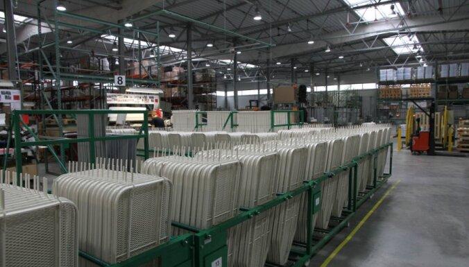 Augustā rūpniecības apjoma pieaugums bijis 2%