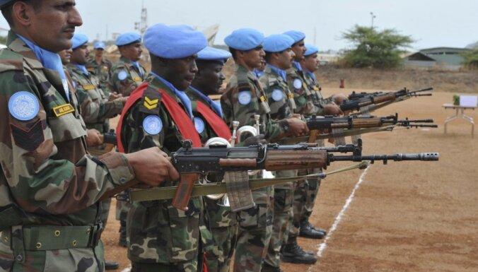 ANO apstiprina Mali miera spēku veidošanu