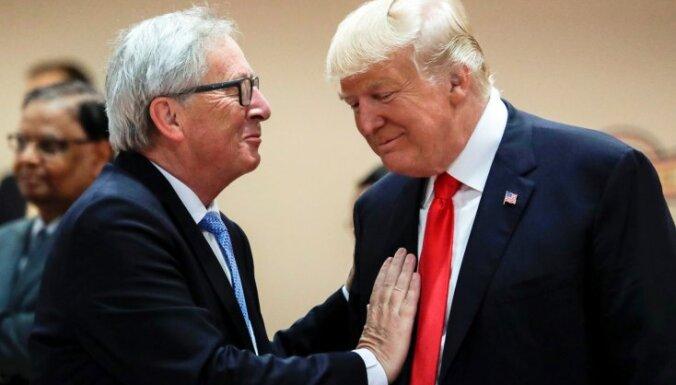 Джинсы против стали. Как торговая война между ЕС и США может ударить по Латвии