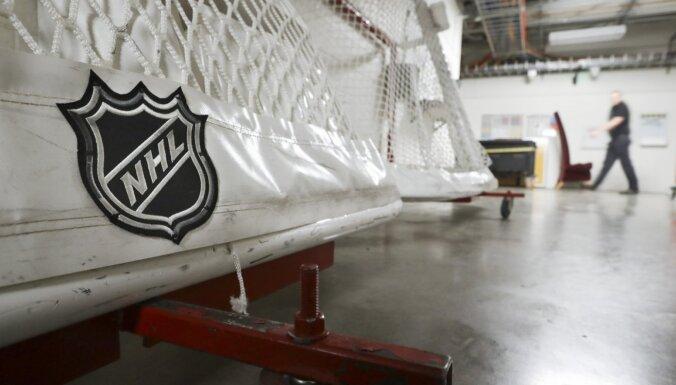 Medijs: NHL līdz 22. jūnijam paziņos par sezonas turpināšanu Lasvegasā