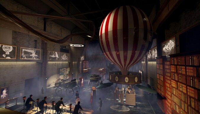 Nebijis centrs Eiropā: Tallinā atklās izziņas tūrisma galamērķi – izgudrojumu fabriku