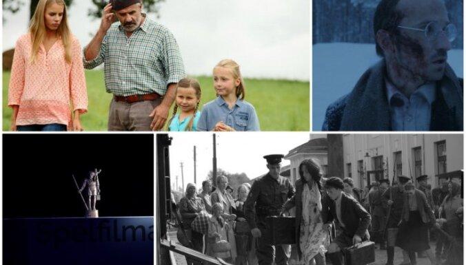 Klāt nacionālā kino maratons – 'Lielais Kristaps'. Fakti, skaitļi un sasniegumi