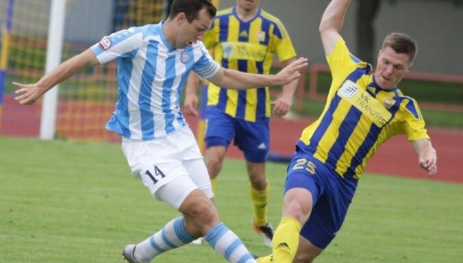 Ventspils - FK Riga