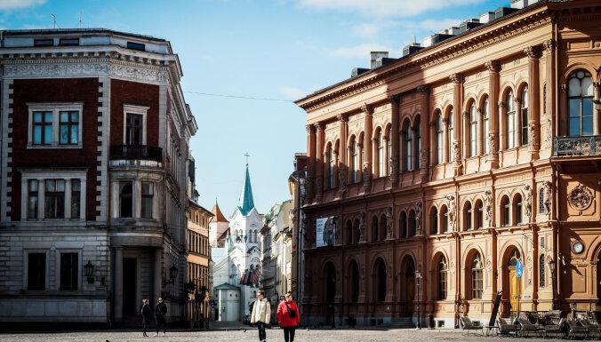 На своих двоих: Рига вошла в тройку лучших городов мира для пеших прогулок