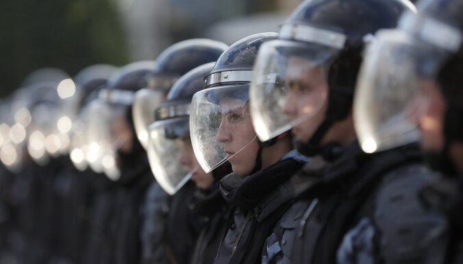 """Росгвардия ищет через интернет бойцов для """"подавления бунтов"""""""
