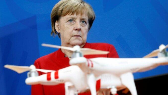 Merkele: ES var virzīties uz priekšu, pat ja dažas valstis nepiedalās