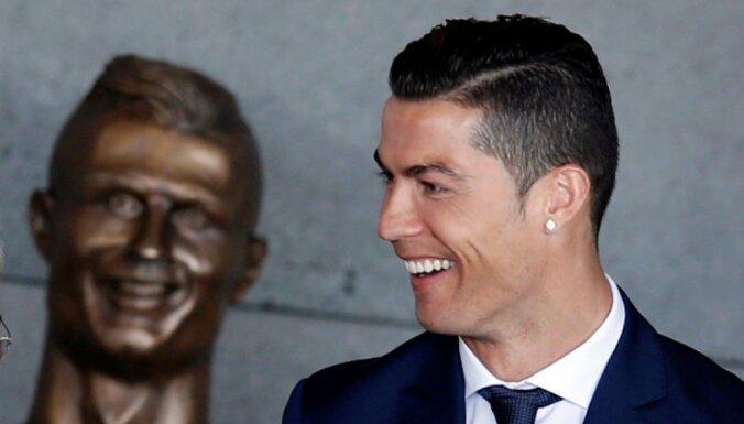 Krištianu Ronaldu izturējies necienīgi pret Brazīlijas smukāko dupsi