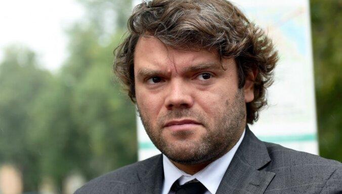 Эмилс Якринс занял пост главы Департамента развития Рижской думы, Буров обещает его уволить