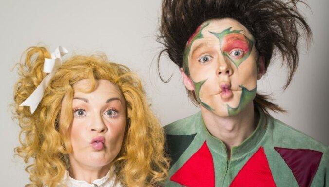31. augustā un 1. septembrī Dailes teātrī – izrāde 'Pīters Pens' un skolas sākuma pasākums