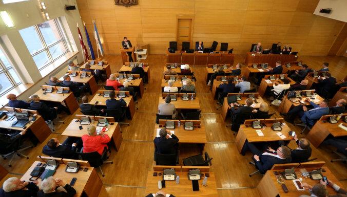 В случае внеочередных выборов Рижской думе могут дать работать до 2025 года