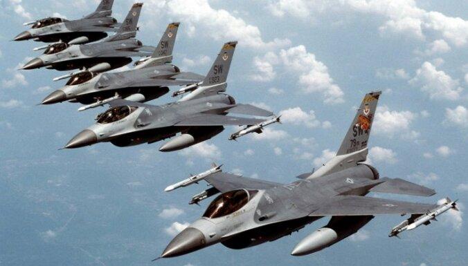 США строят в Восточной Европе воздушный щит от России