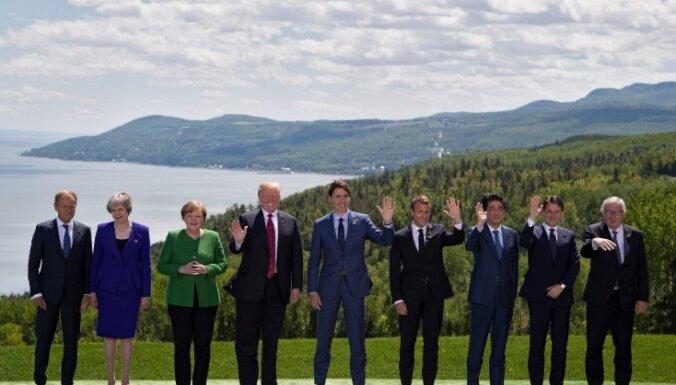 """""""Большая семерка"""" проследит за ракетными разработками России"""