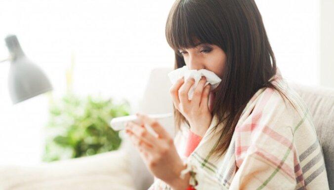 В Даугавпилсе и Гулбене до сих пор эпидемия гриппа