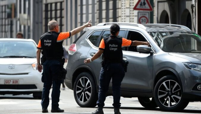 В Бельгии на улице убиты двое полицейских и прохожий