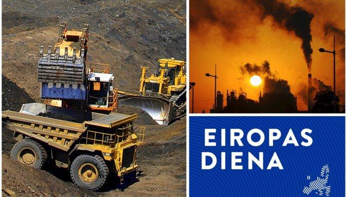 'Eiropas diena': Eiropā atklāj retu metālu iegulu un plāno ES 'oglekļa nodevu'