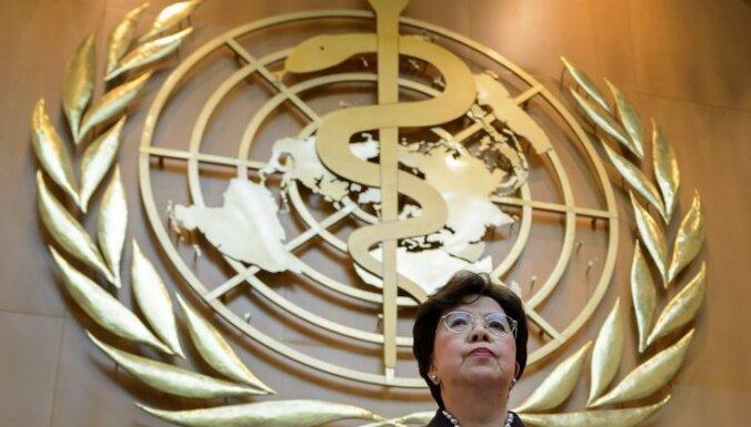 PVO: Koronavīruss ir 'ļoti nopietns drauds' pasaulei
