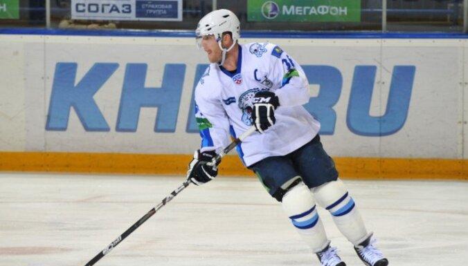 Перед турниром в Риге за Казахстан дебютировал канадец Даллмэн