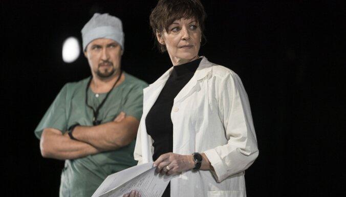 Dailes teātrī jauna pirmizrāde – Roberta Aika 'Ārsts'